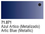 Model Air - Artic Blue (Metallic) 071 <br>Vallejo71071